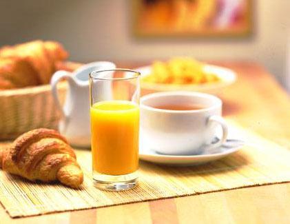 le petit déjeuner Petit-dej